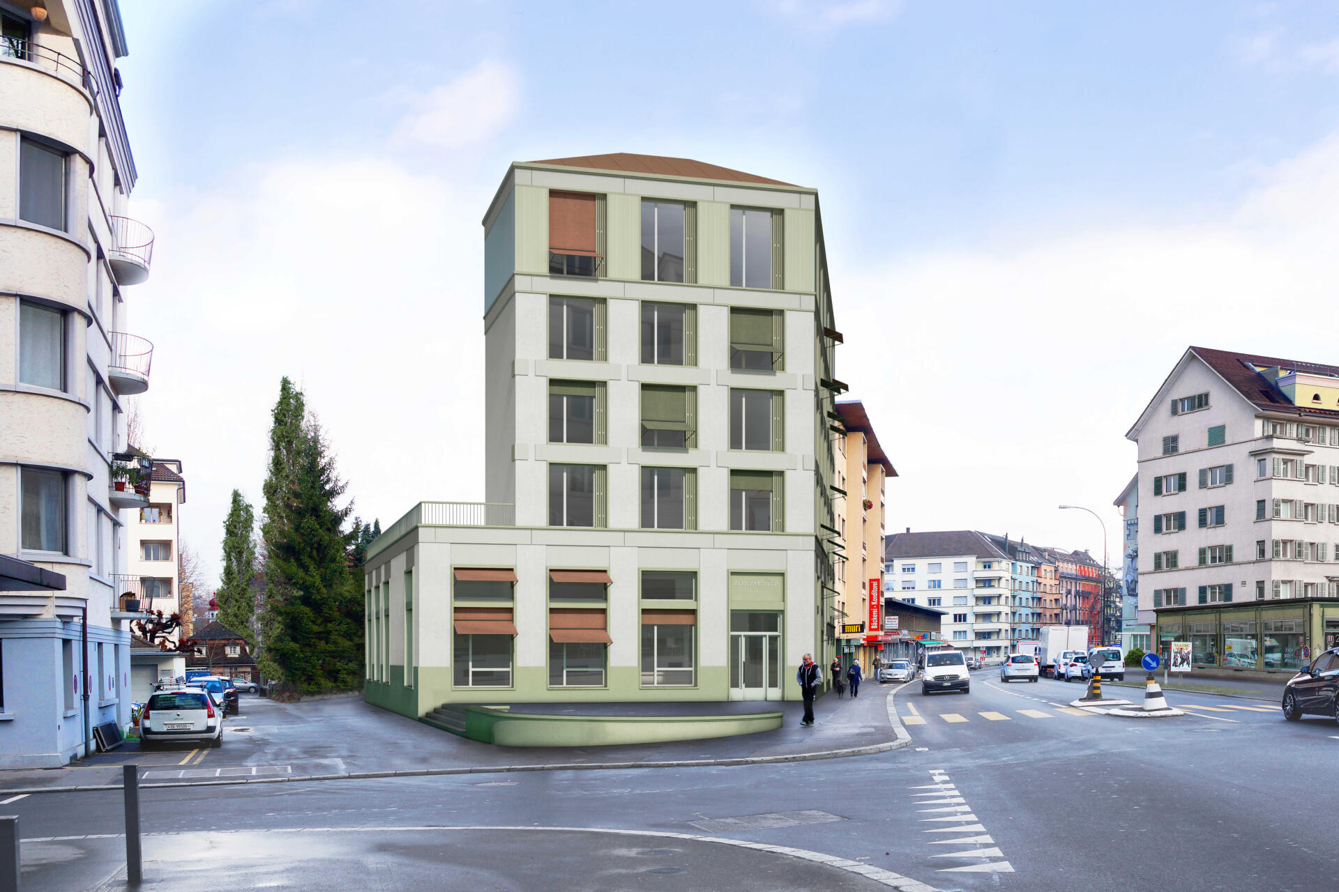 Stadthaus 1